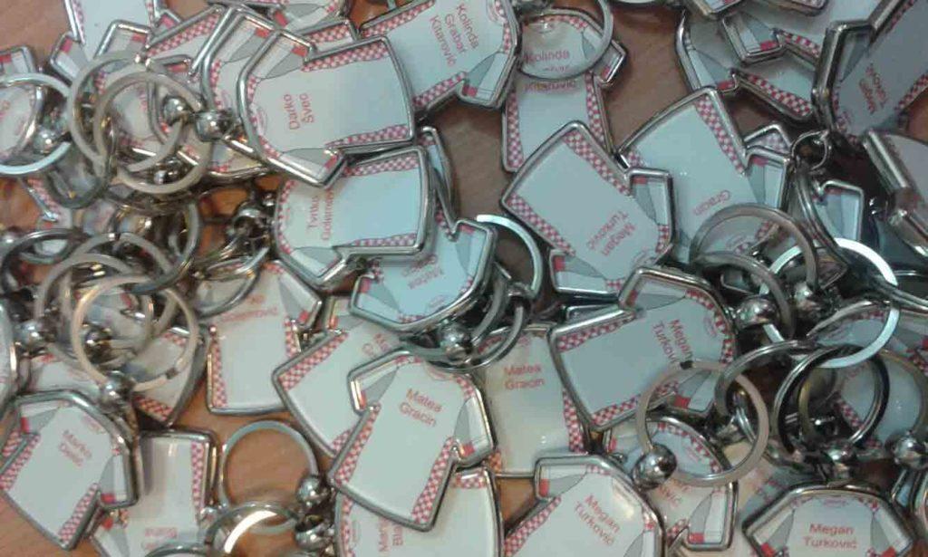 Izrada privjeska za ključeve