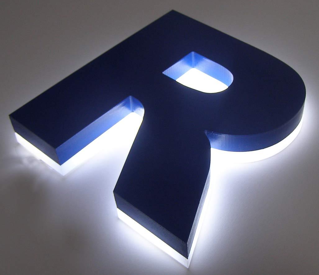 3D LED svijetleća slova