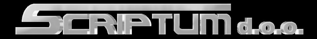 Logo - Scriptum