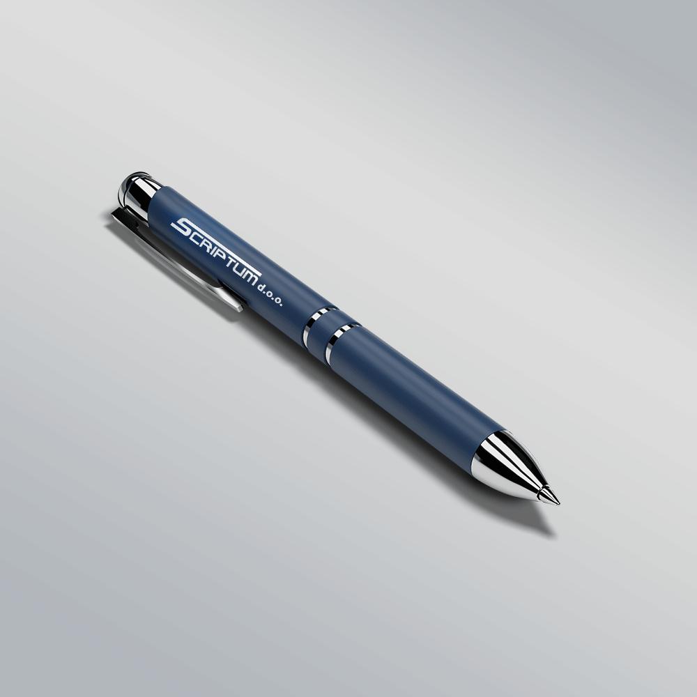 Gravura na kemijskim olovkama