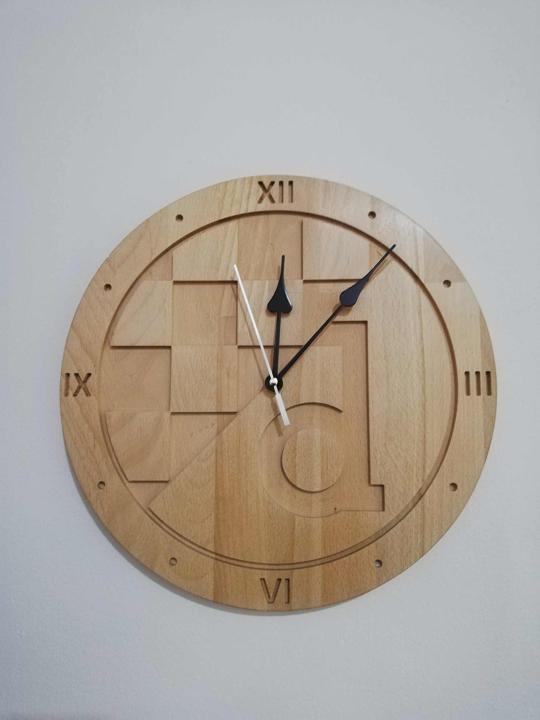 Drveni sat