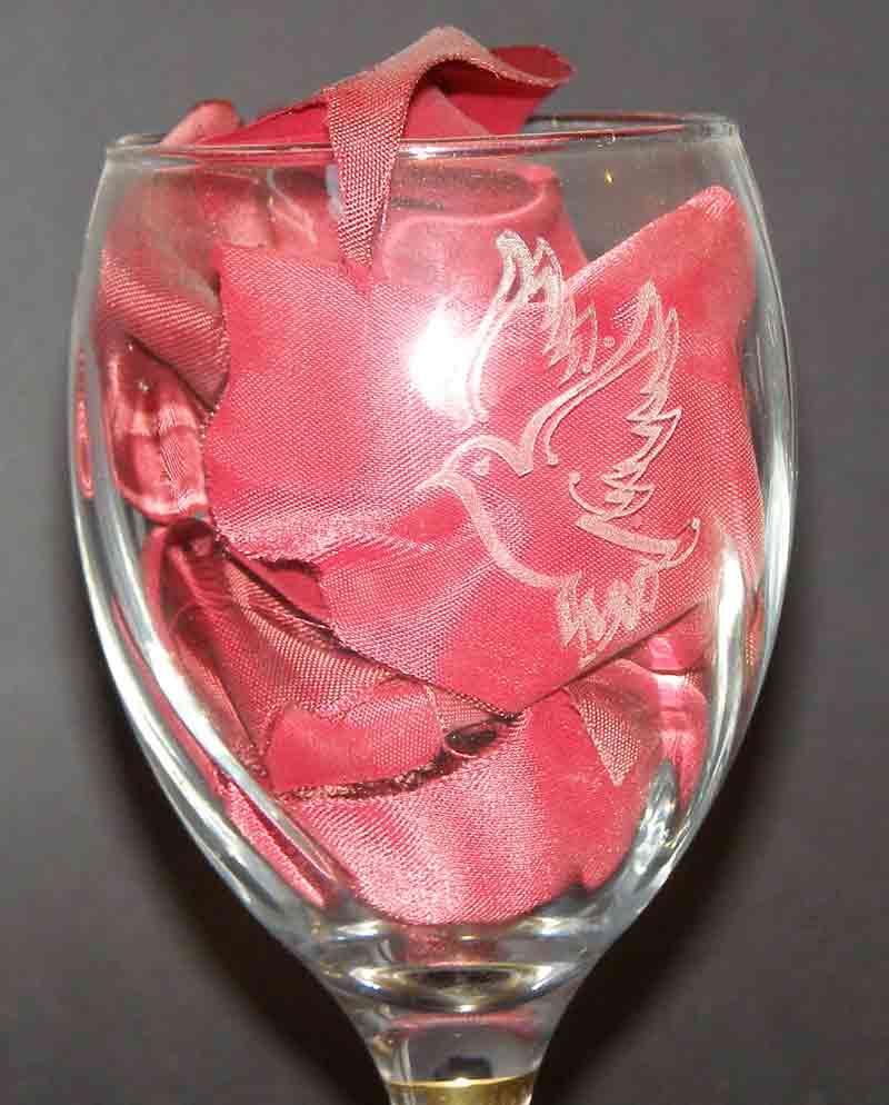 Graviranje čaša