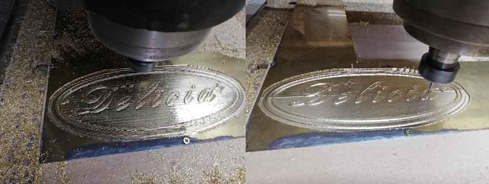 CNC graviranje