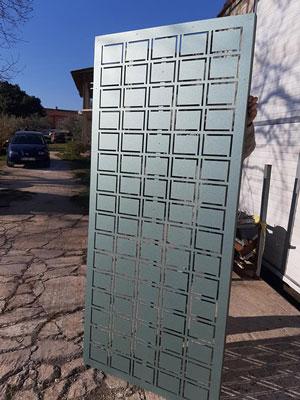 Izrada panela za vrata